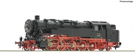 Parní lokomotiva 85 004 DRG II.epocha