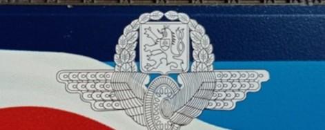 Elektrická lokomotiva Vectron 383 - 100 let ČSR