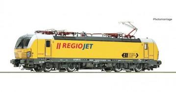 Vectron řady 193 Regiojet