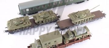 Vojenský transport