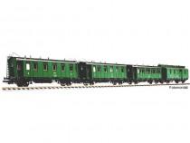 Set osobního vlaku ČSD
