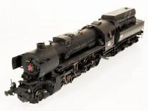 Parní lokomotiva Mazutka 555.3059 ČSD