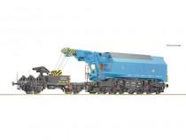 Železniční jeřáb EDK 750 ČSD se zvukem