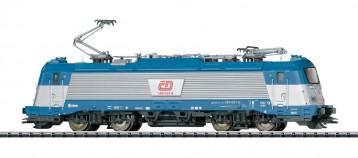 Elektrická lokomotiva 380 ČD od Trixe