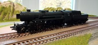 Parní lokomotiva řady 52 II-III.epocha