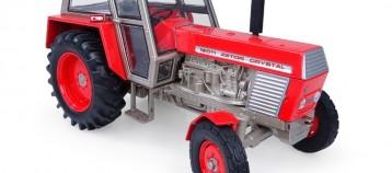 Veselé traktorové Vánoce