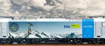 Brawa - nová elektrická lokomotiva