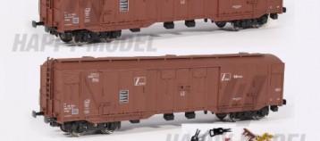 Set vozů MTB