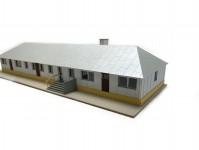IGRA MODEL 190002 rodinný dům Okal U-24 TT