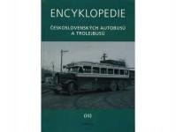 Encyklopedie Československých autobusů a trolejbusů III.díl
