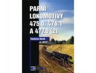 Literatura ksz13 Parní lokomotivy 475.0,476.1 a 477.0 II