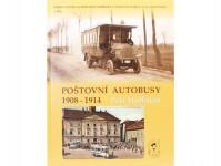 Poštovní autobusy 1908-1914