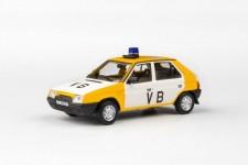 Abrex 143ABSX-708XA6 Škoda Favorit 136L (1988) - Veřejná Bezpečnost