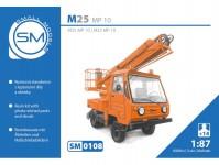 Small Models 0108k Multicar M25 MP10
