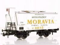 Heris 50032 chladírenský vůz MORAVIA ČSD II.epocha