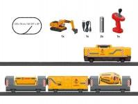 Märklin 29341 startovací set stavebního vlaku My World
