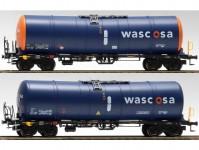 IGRA MODEL 96210012 set vozů Zacns Wascosa 88 + JET-A1