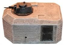 Artmaster 80233 bunkr s 35(t) věží H0