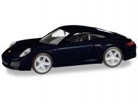 Herpa 028646-002 Porsche 911 Carrera 4S černé