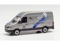 Herpa 096041 MAN TGE skříň servisní vozidlo NuFaTec