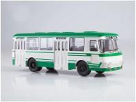 Herpa 83MP0121 autobus KAVZ-3100 bílý / zelený