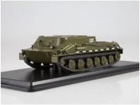 Herpa 83SSM3009 obrněný transportér BTR-50