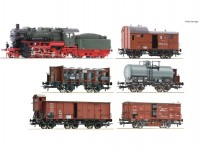 Roco 61481 výroční vlak 2021 KPEV DCC se zvukem