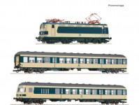 Roco 61484 vlakový set Karlsruher Zug DB DCC se zvukem