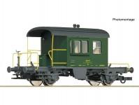 Roco 67610 služební vůz k nákladnímu vlaku Db Sputnik SBB
