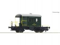 Roco 67611 služební vůz k nákladnímu vlaku Db Sputnik BLS