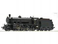 Roco 72109 parní lokomotiva Rh 209 BBÖ DCC se zvukem