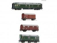 Roco 76036 poštovní vlak DB