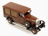 Modelauto 87498 Praga Alfa dodávka pekařská 1927-32