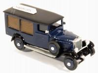 Modelauto 87499 Praga Alfa dodávka novinářská 1927-33
