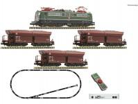 Fleischmann 931896 digitální startset nákladního vlaku s lokomotivou BR 151 DB