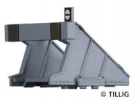 Tillig 85511 moderní koncovka koleje šedá 4 ks