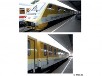 Tillig 01045 set měřícího vlaku DB AG Netz - limitovaná edice