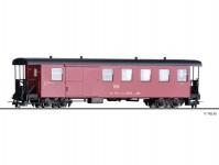 Tillig 03947 zavazadlový vůz KBD 902-201 HSB