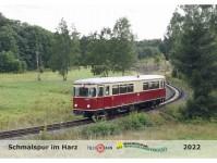 Tillig 09713 kalendář nástěnný Schmalspur-Kalender 2022 - limitovaná edice