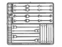 Detail 133 doplňky pohon (tyčový) 434.0 H0