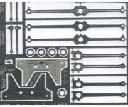 Detail 135 doplňky pohon (tyčový) 354.6,7 H0