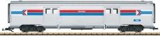 LGB 36600 zavazadlový vůz Amtrak Phase I