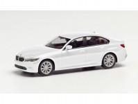 Herpa 420518-002 BMW 3 Limousine bílé