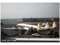 Herpa 571395 Lockheed L-1049G Iberia