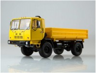 Herpa 83SSM1431 KAZ-4540 s korbou žlutýelb
