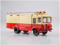 Herpa 83SSM4048 nákladní trolejbus TG-3 červaný / krémový