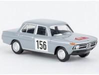 Brekina 24432 BMW 1800 tii 1967 Rallye Monte Carlo