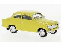 Brekina 27459 Škoda Octavia světle žlutá 1960