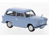 Brekina 27550 Trabant P 50 Kombi světle modrý 1960