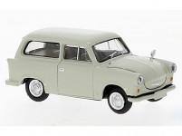 Brekina 27551 Trabant P 50 Kombi světle šedý 1960